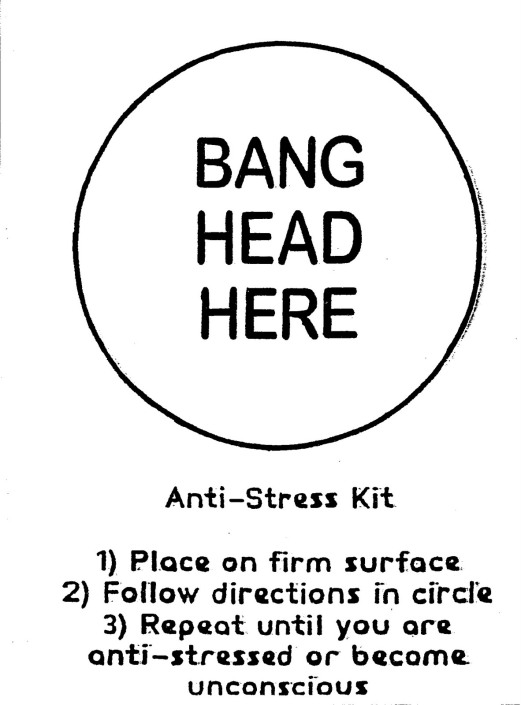 anti-stress kit