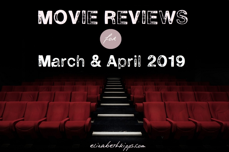 MOVIE REVIEWS march april